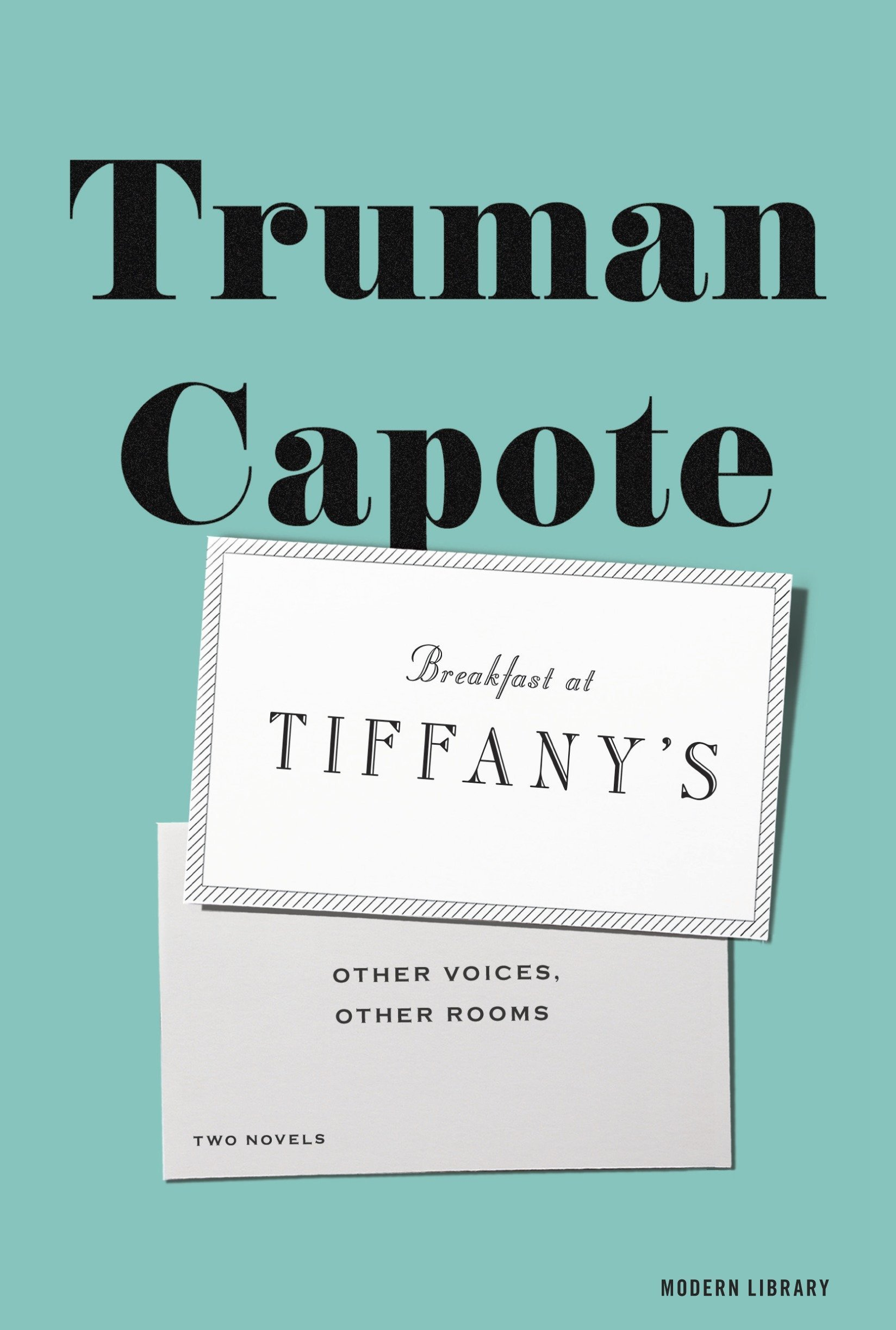 Breakfast at Tiffany\'s & Other Voices, Other Rooms: Two Novels ...