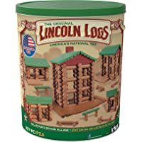 Lincoln Logs 327-Pieces Collector's Edition Village