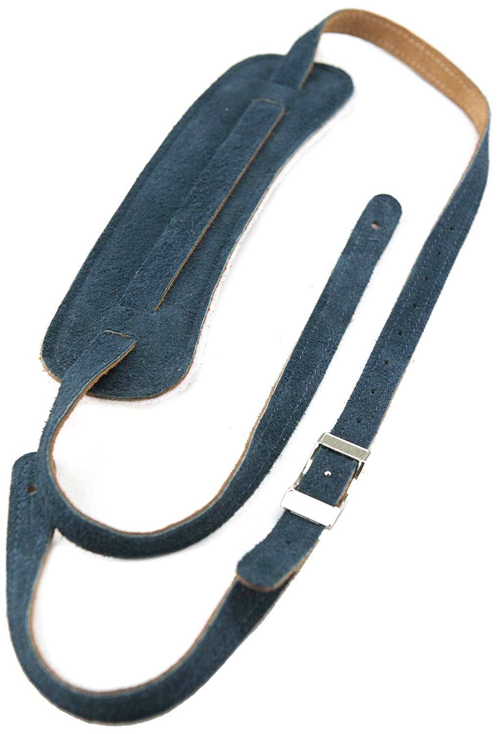 Perris Leathers CBSS-206 Vintage Suede Guitar Strap with Pad Perris Leathers LTD