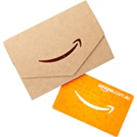 Amazon.com.au Gift Card in a Mini Envelope