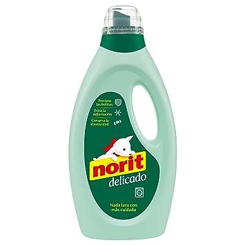 Norit - Detergente para ropa Delicada, lavado a Máquina - 1125ml: Amazon.es: Amazon Pantry