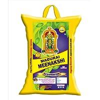RAMAJEYAM Premium Rice Madurai Meenkashi R2 Sona Masuri Rajabhogam Ponni Boiled Rice - 5kg