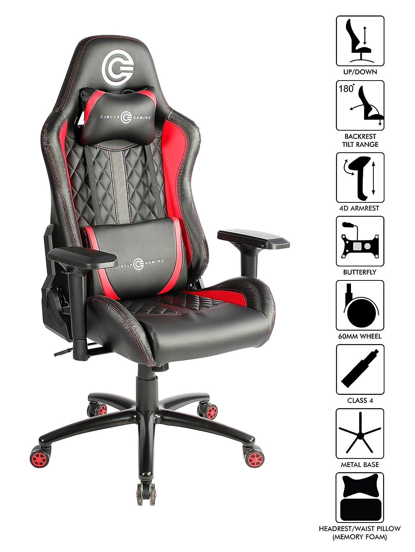 Circle Gaming CH80 Gaming Chair