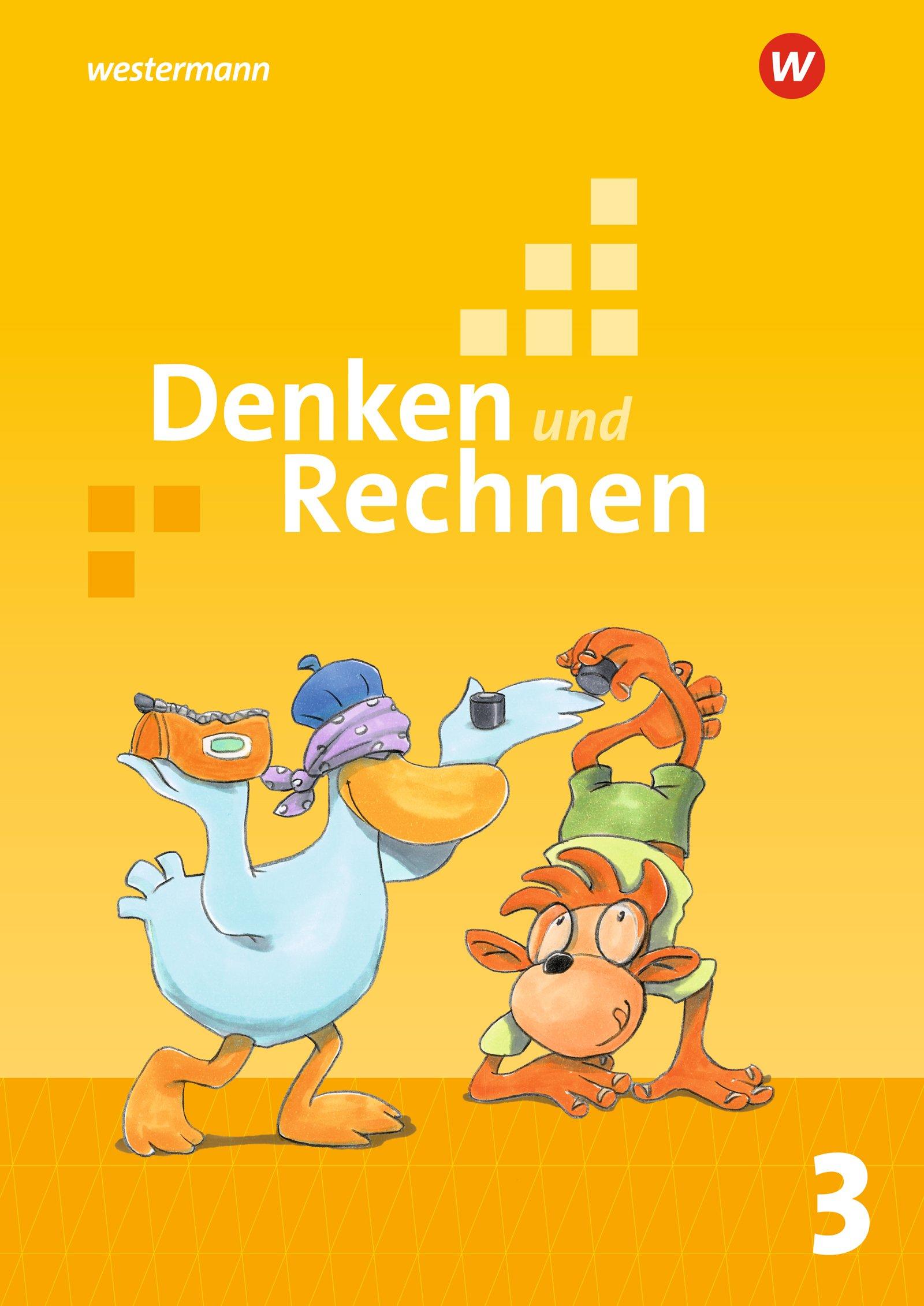 Denken und Rechnen - Allgemeine Ausgabe 2017: Schülerband 3