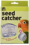 """Prevue Pet Products Mesh Bird Seed Catcher 8"""" H"""