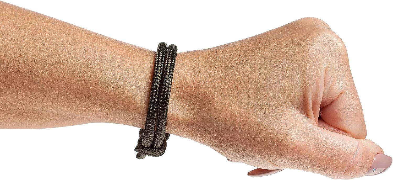 Wind Passion Nautical Braided Stylish Mono Rope Cord Women Bracelet