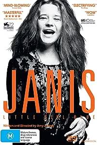 Janis: Little Girl Blue (DVD)