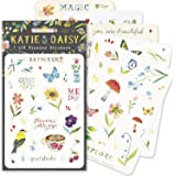 Image for Katie Daisy Planner Stickers (6 unique sheets, 168 stickers)