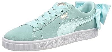 12048375625 Puma Damen Suede Bow WN's Sneaker: Amazon.de: Schuhe & Handtaschen