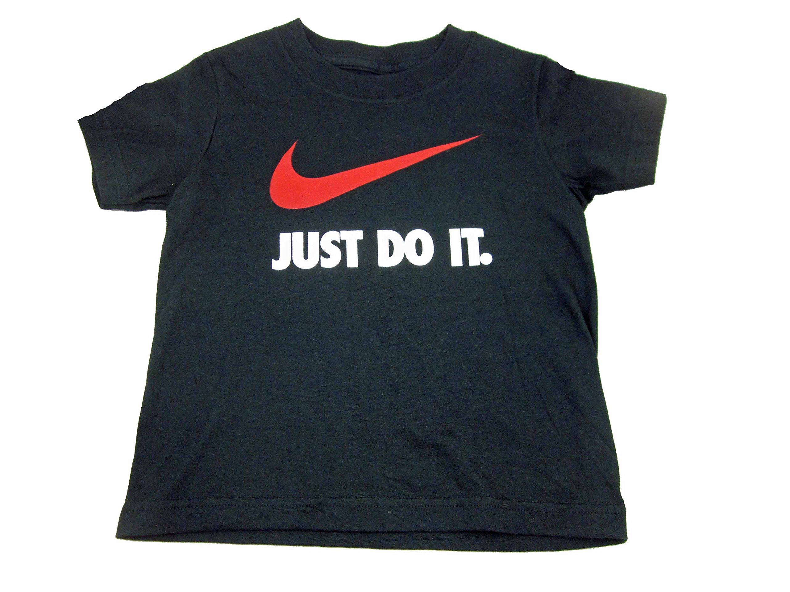 Nike Boys Toddler T-Shirt (3T, Black (769461))