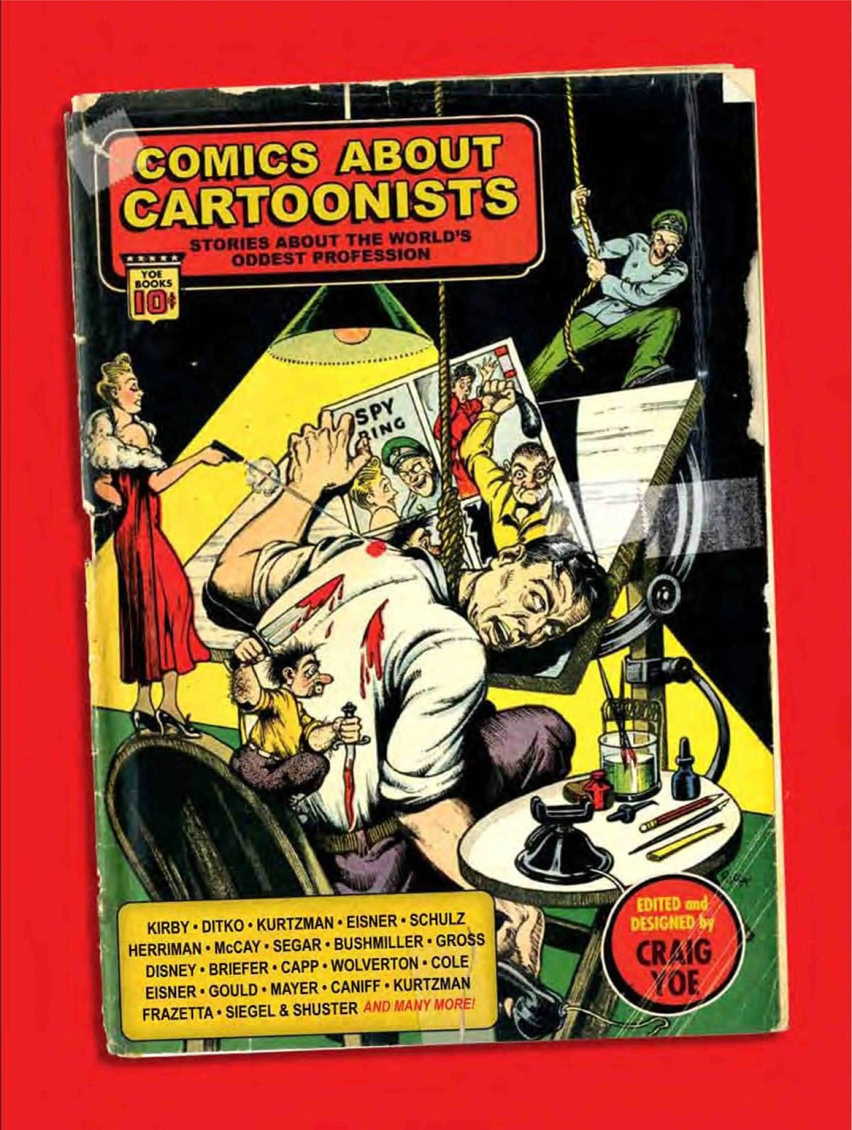 Comics About Cartoonists: Stories About the World's Oddest Profession ebook