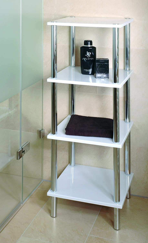 Badezimmer Regal Chrom - Design