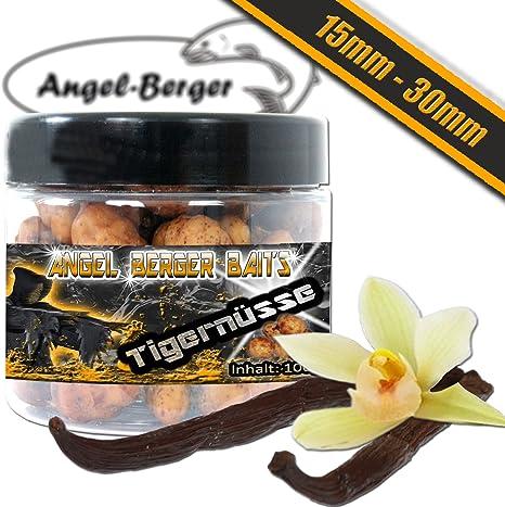 Angel Berger Baits Tigernüsse Tigernuts Knoblauch