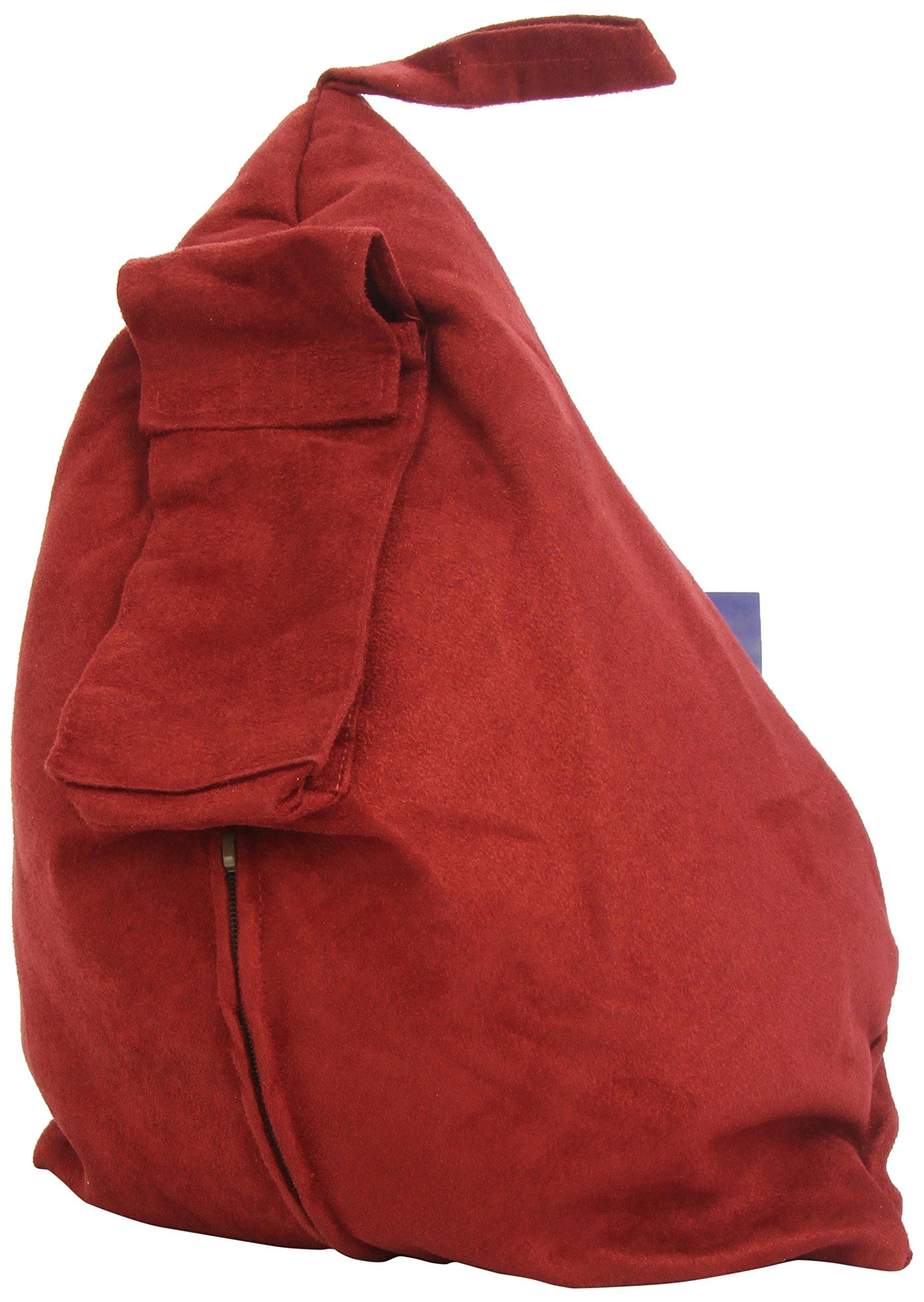The Book Seat Red/Cinnabar Book/Ipad/E-Reader Holder ...