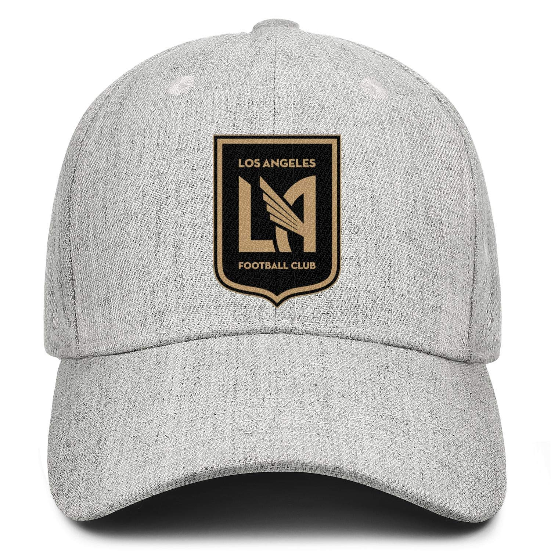 Adjustable Cowboy Hat Superlite Trucker Cap Snapback Hat Football Hats FengY LiJiCai Unisex Los-Funny-Angeles-Football-Club
