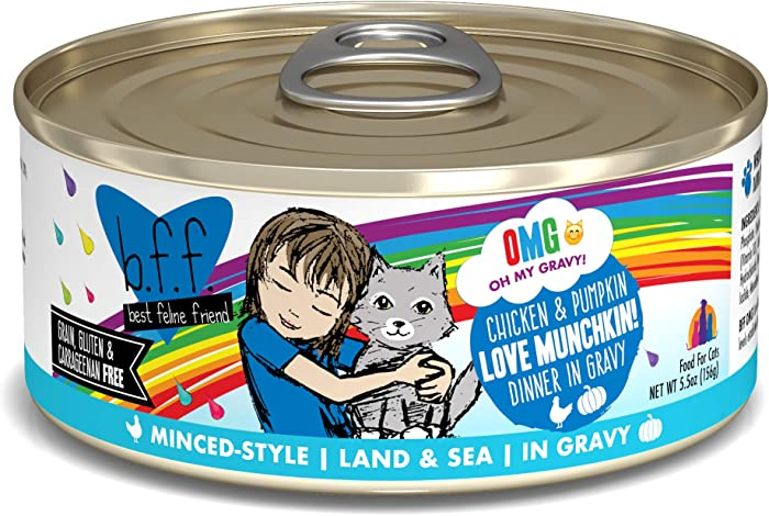 Top 9 Bff Canned Cat Food 55 Oz