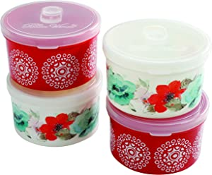 The Pioneer Woman Container Set (Round 24-ounce - Set of 4)