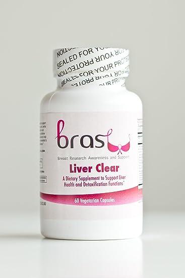 Amazon.com: Bras Hígado Claro – metabolizes estrógeno ...