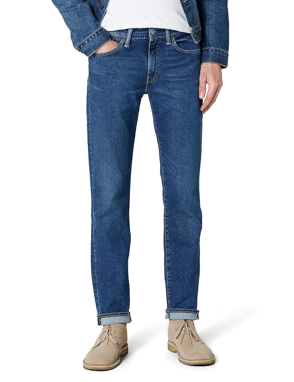 Levi's 511 Slim Fit, Vaqueros para Hombre, Azul (Huxley ADV Str 2610) W36/L34