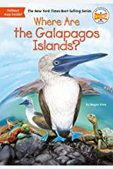 Where Are the Galapagos Islands? (Where Is?) Kindle Edition