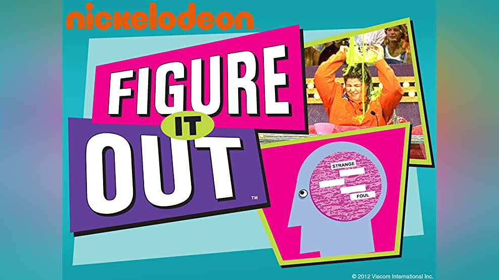 Figure It Out (Classic) Volume 1
