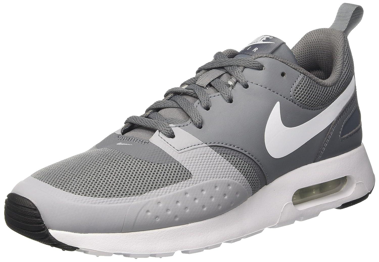 gris (Cool gris blanc-wolf gris-noir) Nike Air Max Vision, paniers Homme