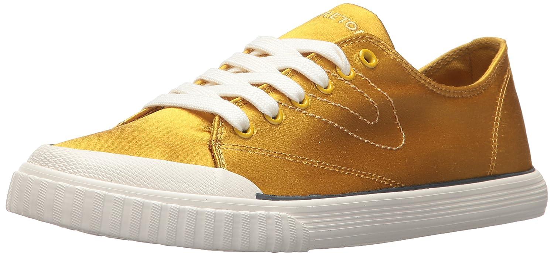Tretorn Women's Marley4 Sneaker B072K4CH9W 7 B(M) US|Yellow