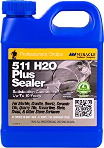 Miracle Sealants H2OPLQT6 511 H2O Plus Penetrating Sealers, Quart
