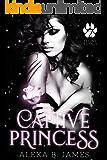 Captive Princess: A Reverse Harem Dark Romance (Feline Royals Book 2)