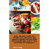 The ultimate sirtfood diet cookbook: Your Absolute guide for weight loss, burn fat and improve Quality of life with sirt food