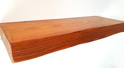 Ripiani In Legno Per Bagno : Premier shelves mensole in legno massello mensola da parete in