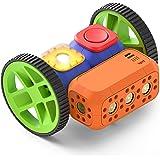 Modüler Robotik Seti - Başlangıç Seti - 5 Blok ve 12 Parça - Programlanabilir STEM Oyuncak - Projeler Kütüphanesi ile 2 Ücretsiz Uygulama
