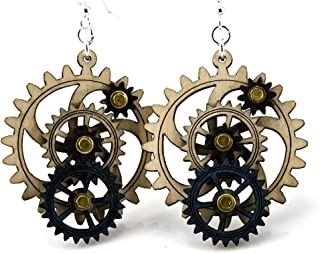 product image for Kinetic Gear Earring 3A