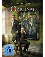 The Originals: Die komplette Serie (Staffeln 1-5)