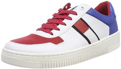 innovative design a9c9a 4a2d6 Hilfiger Denim Tommy Jeans Basket Sneaker, Scarpe da ...