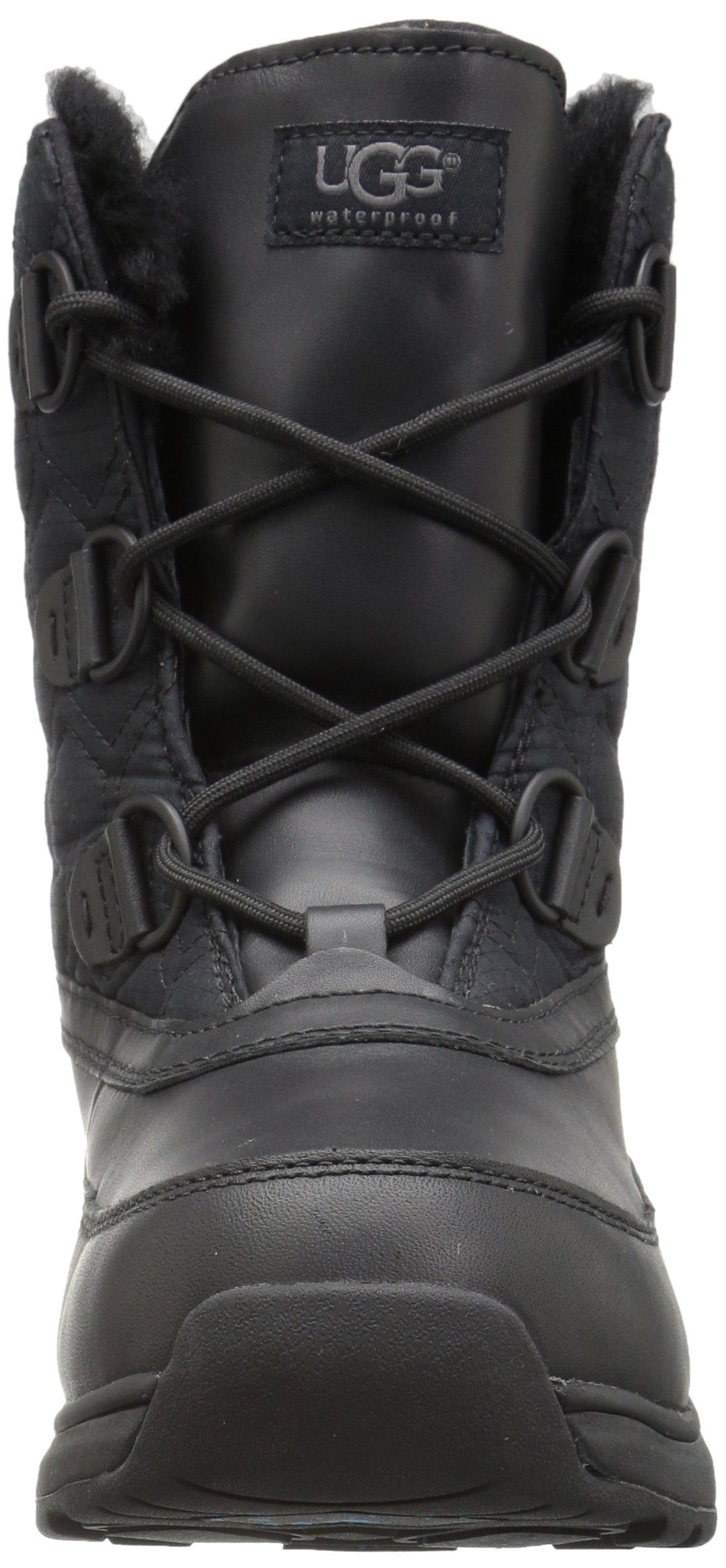 UGG Women's Lachlan Winter Boot, Black, 8 M US by UGG (Image #4)