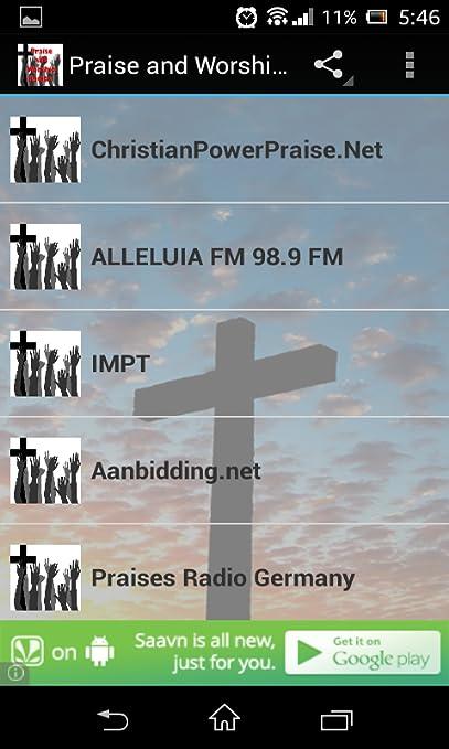 Amazon com: Top 25 Praise and Worship Music Radio Stations