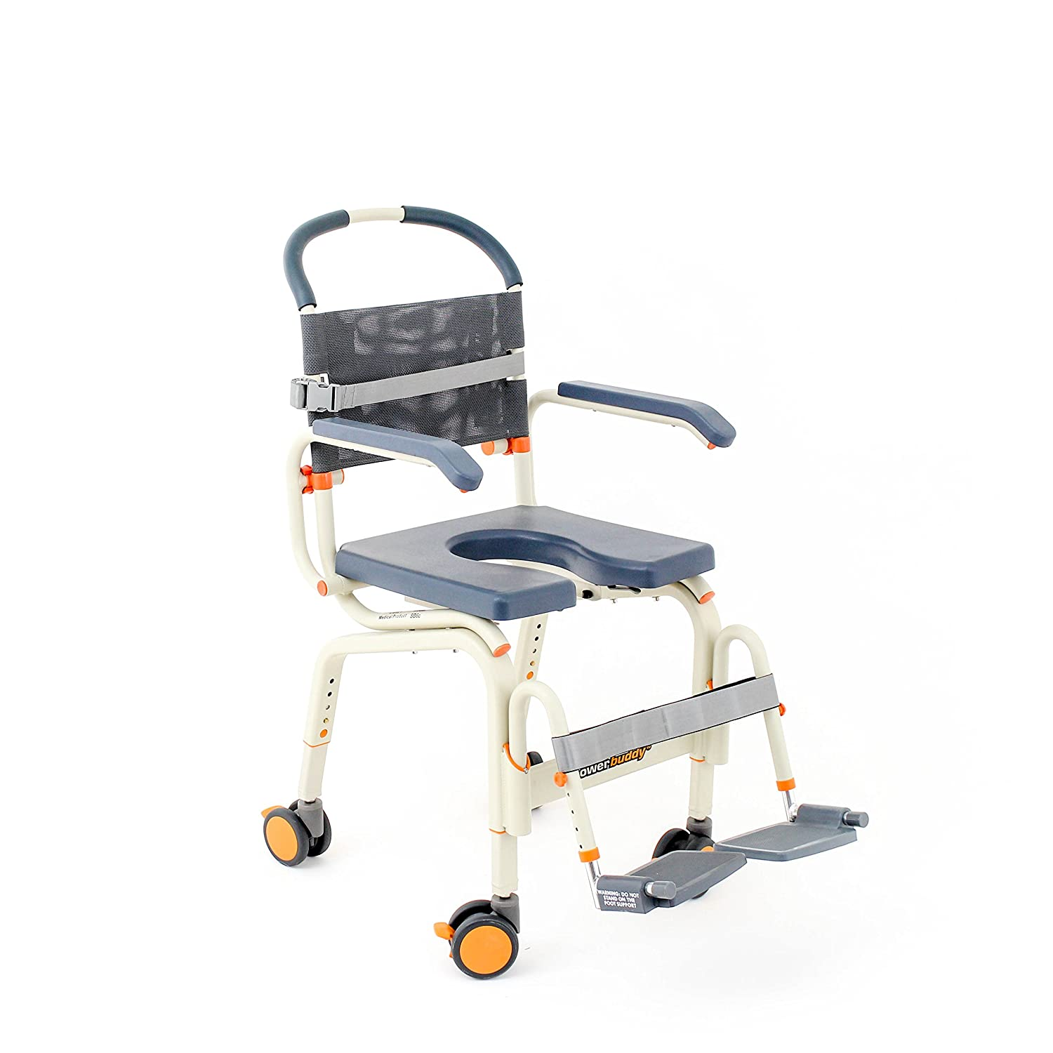 Image of Roll-in Buddy Lite Bathroom Wheelchairs