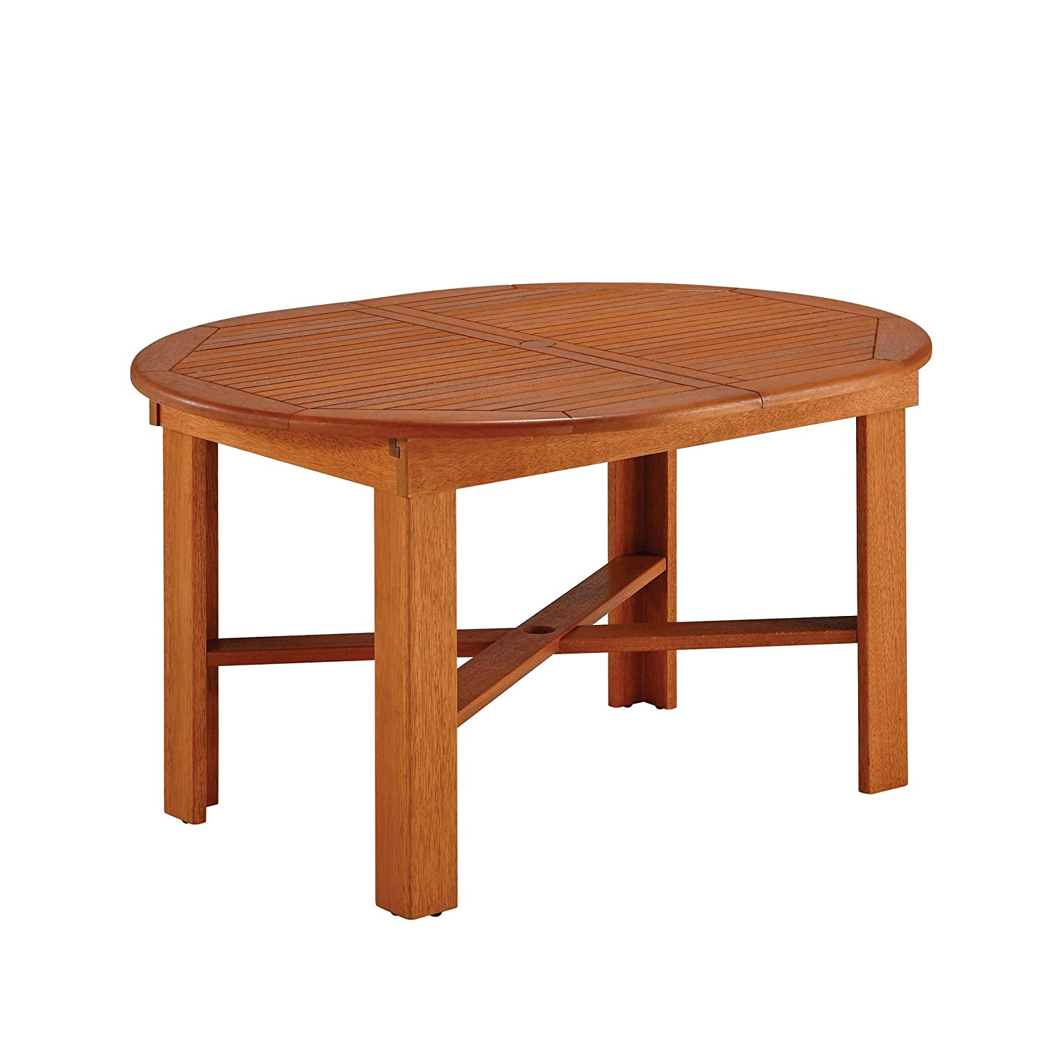 patio outdoors table bentley oval wooden charles capital dining hardwood furniture products