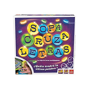 70474 Cruzaletras De Juego Sopa Letrasgoliath CQrodWBxe