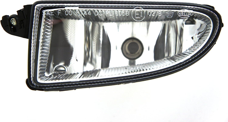 Genuine Chrysler Parts 5288797AD Driver Side Fog Light Lens//Housing