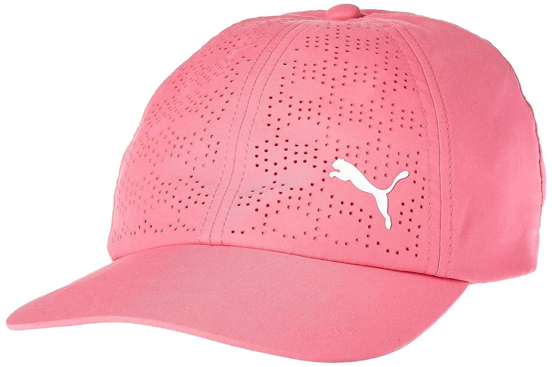 Amazon.com   Puma Golf 2018 Women s Duocell Hat (Carmine Rose 160e458891e