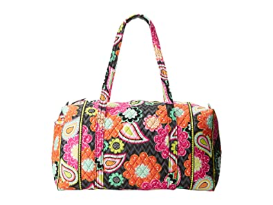 Image Unavailable. Image not available for. Color  Vera Bradley Luggage  Women s Large Duffel ... 00f9aa7b4feda