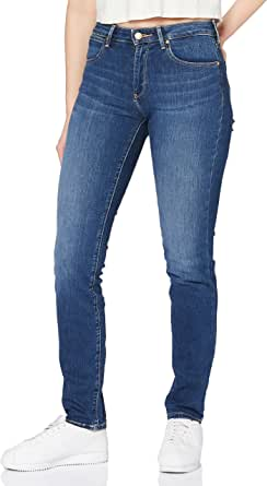 Wrangler Slim Pantalones para Mujer