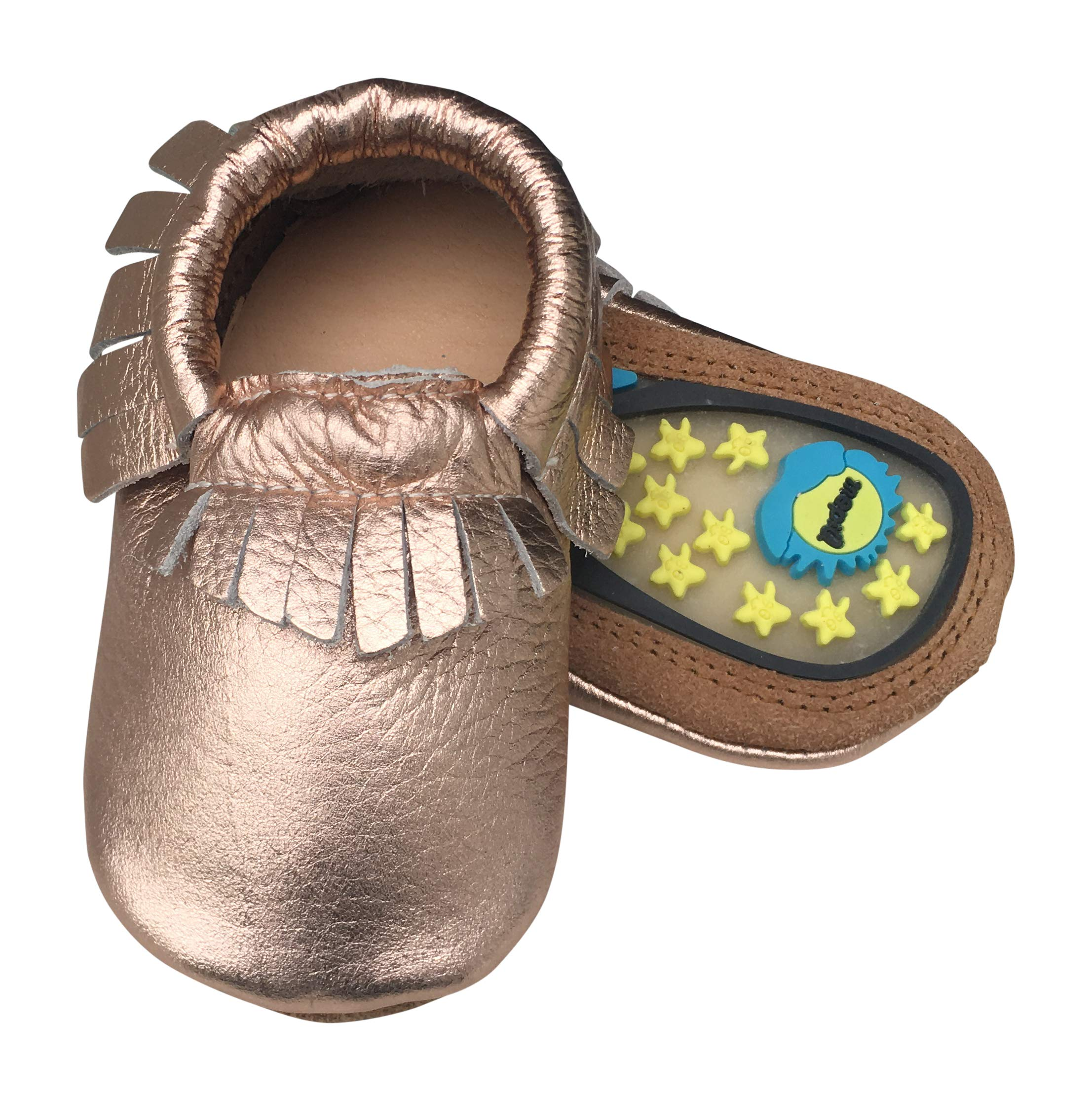 Lucky Love Baby Moccasins • Premium