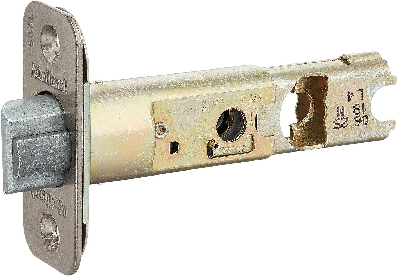 """LOT of 24  original KWIKSET  6WAL Adjustable   door Latches 2 3//8/""""-2 3//4/"""""""