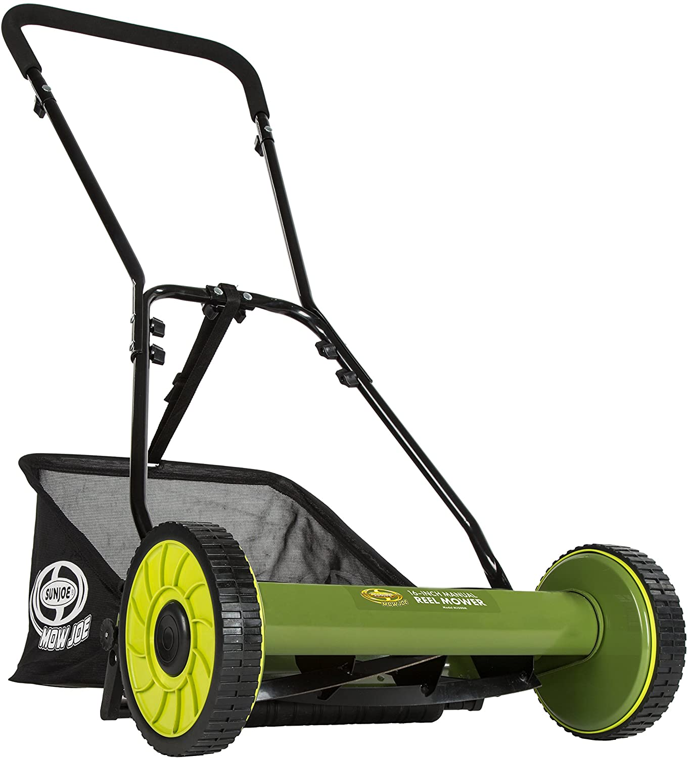 Snow Joe MJ500M 16 inch Manual Reel Mower
