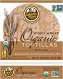 La Tortilla Factory Whole Wheat Organic Tortillas 30.33oz (20 Tortillas)
