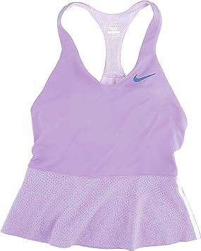 Mujer Color Talla Top Maria Para Morado Tank Premier L Polo Nike Bx0wCqaqY