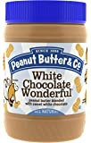 Peanut Butter & Co. Peanut Butter, White Chocolate Wonderful, 16-Ounce Jars